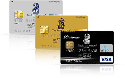 ritz-carlton、リッツカールトン、カード