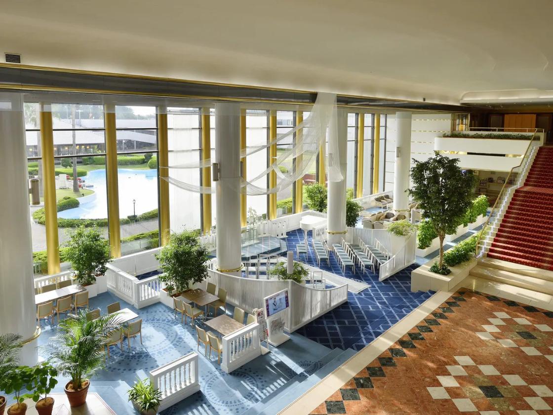 東京ベイ舞浜ホテル ファーストリゾート、クラブフロア
