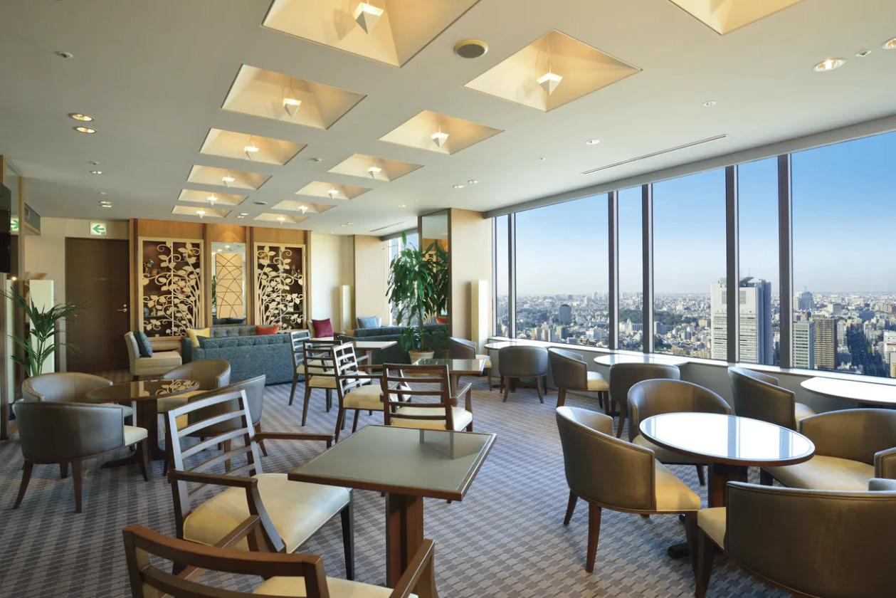 東京ドームホテル、クラブラウンジ