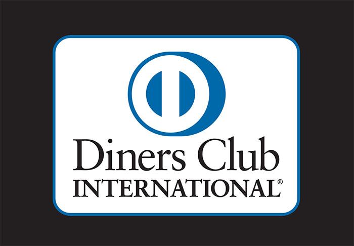 dinersclub、ダイナース、ロゴ