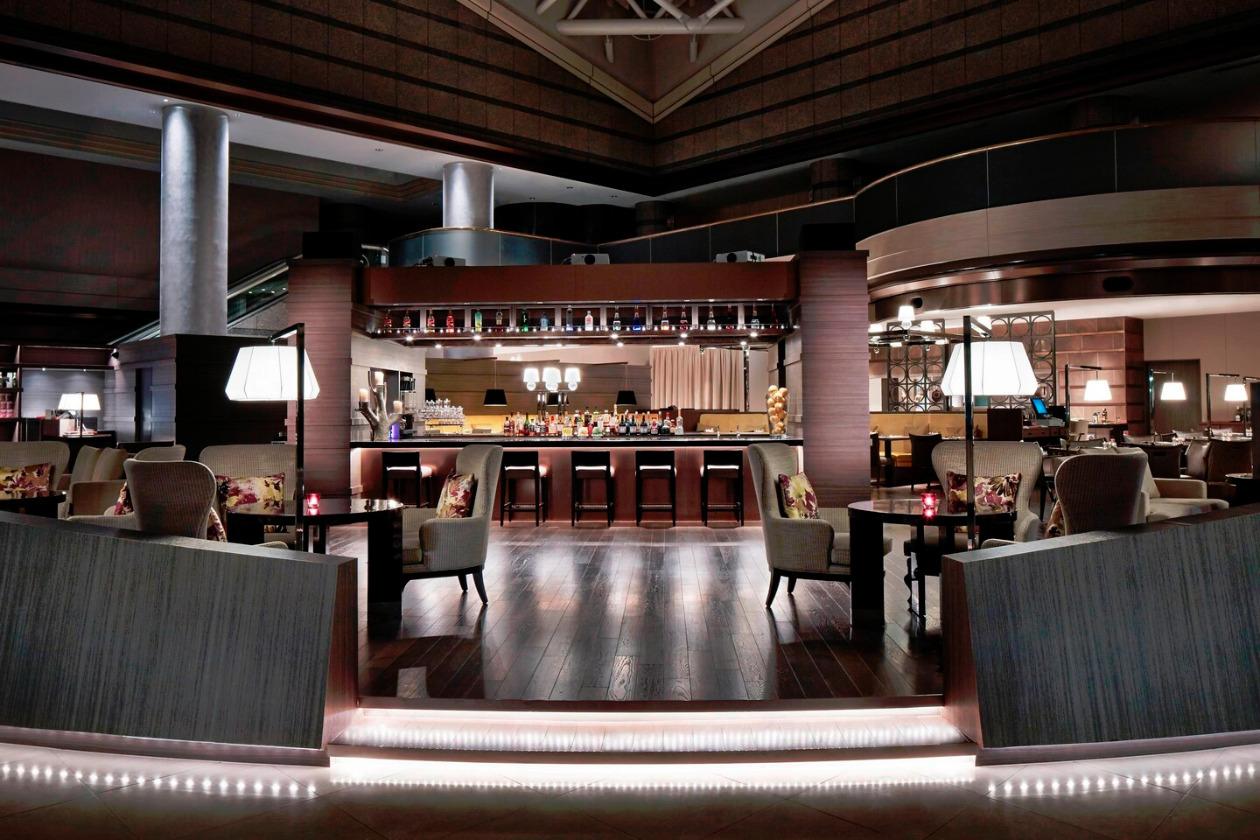 東京マリオットホテル、トップ、レストラン