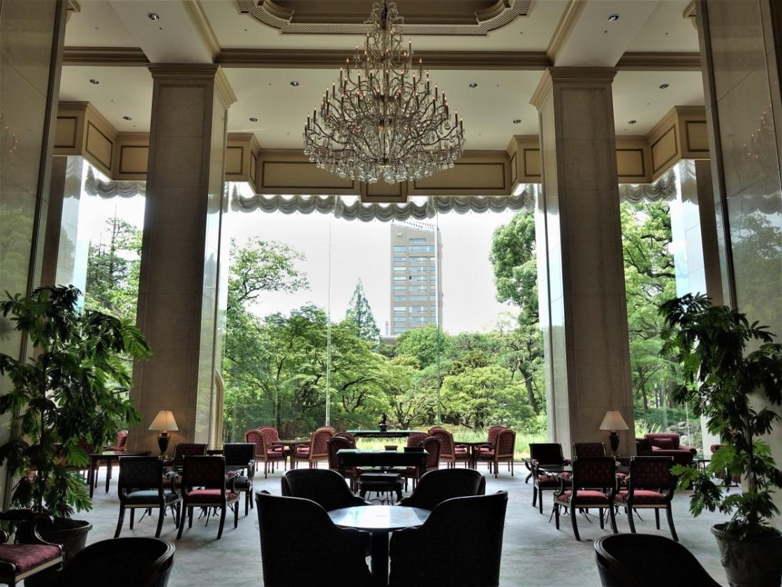 リーガロイヤルホテル東京 ラウンジ