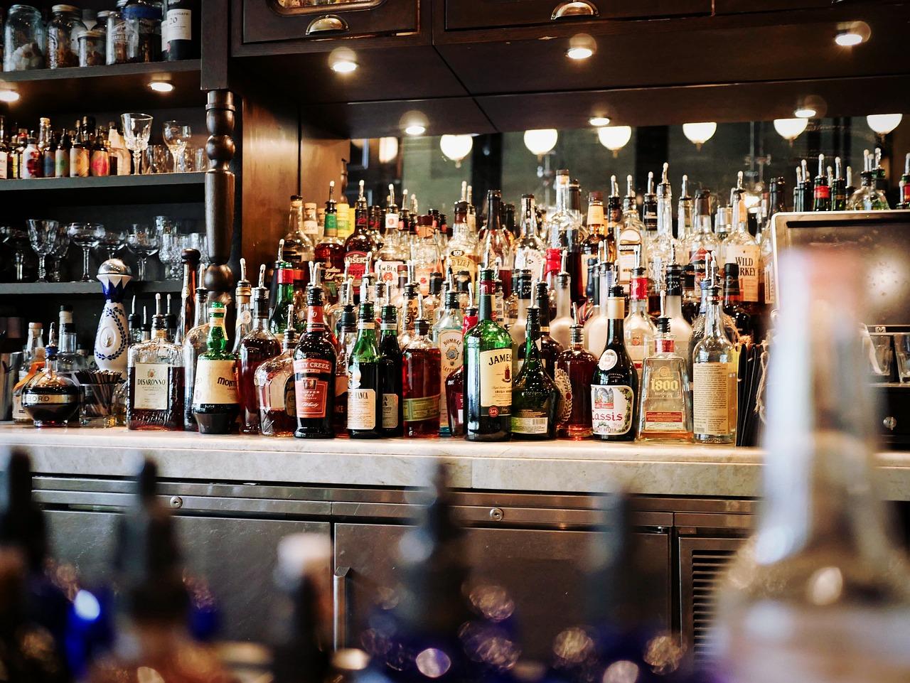バー、bar