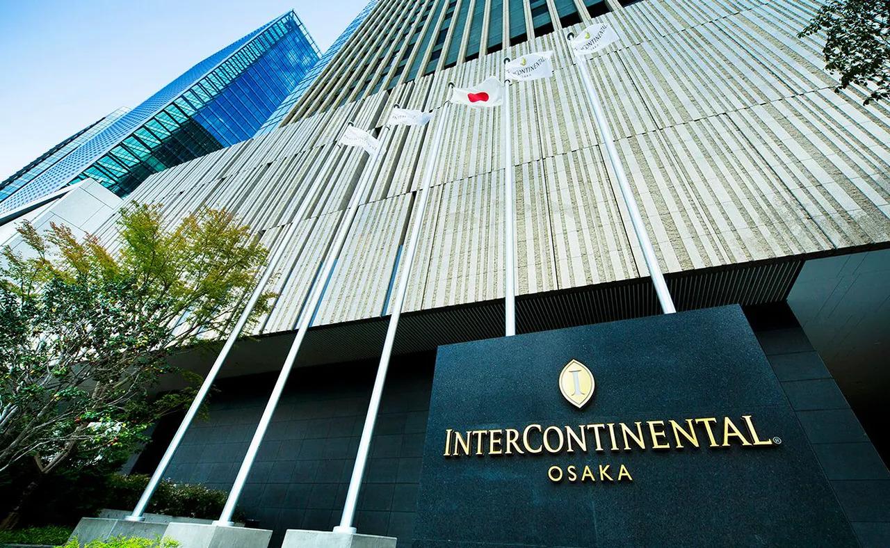 インターコンチネンタルホテル大阪、