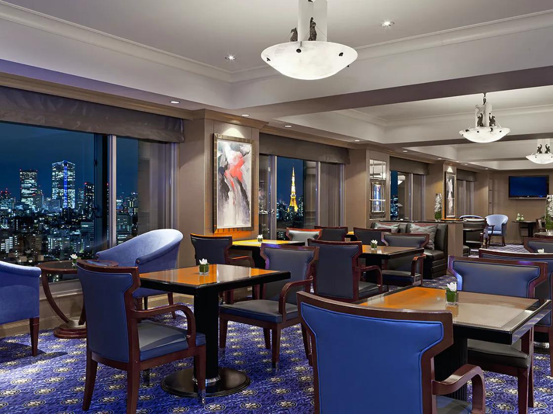 ウェスティンホテル東京、クラブラウンジ