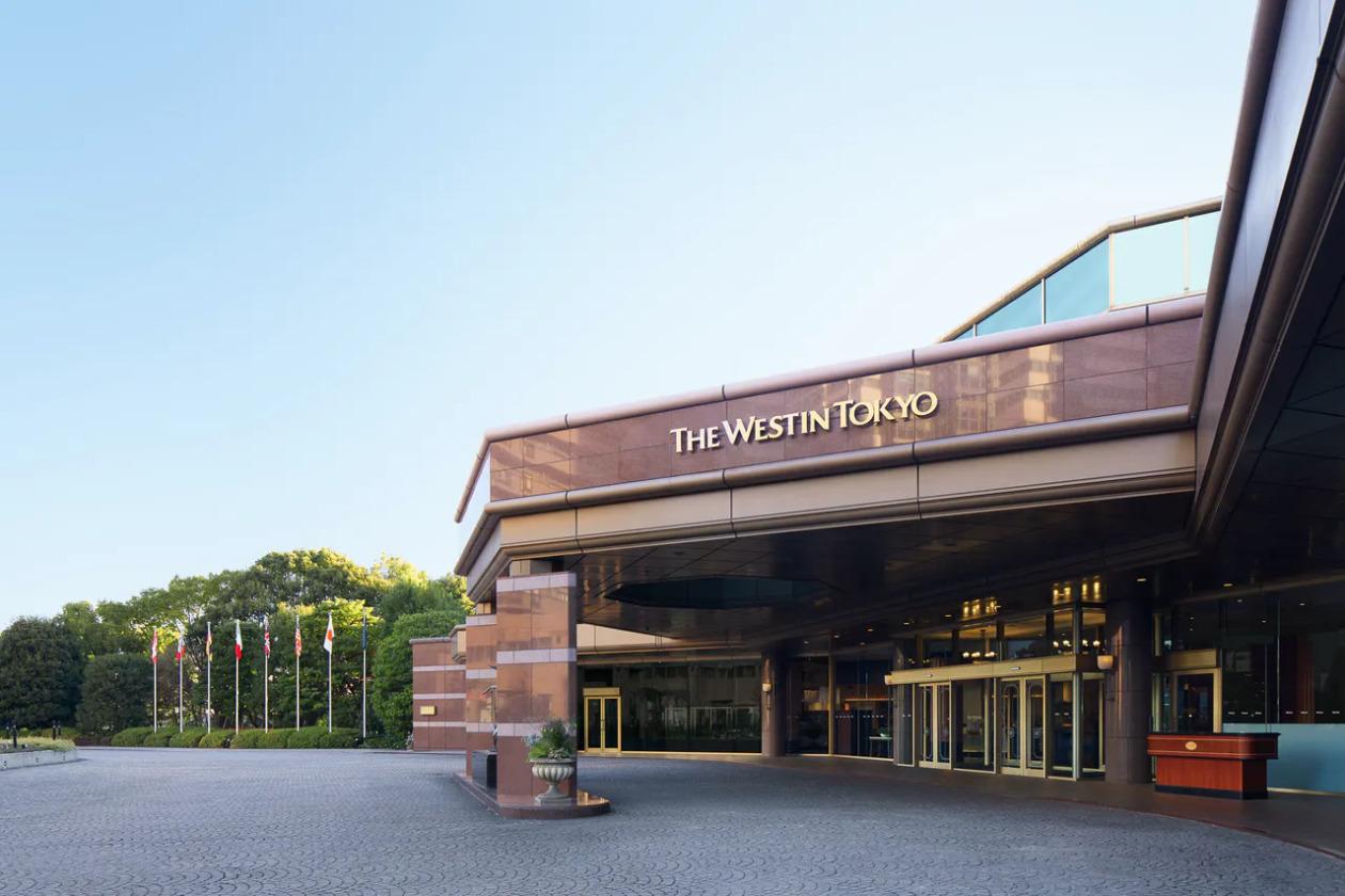 ウェスティンホテル東京、トップ