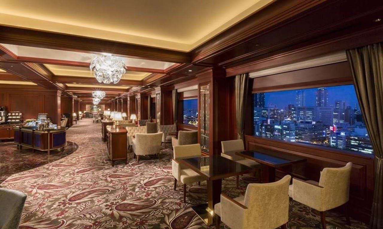 ANAクラウンプラザホテル大阪、クラブラウンジ