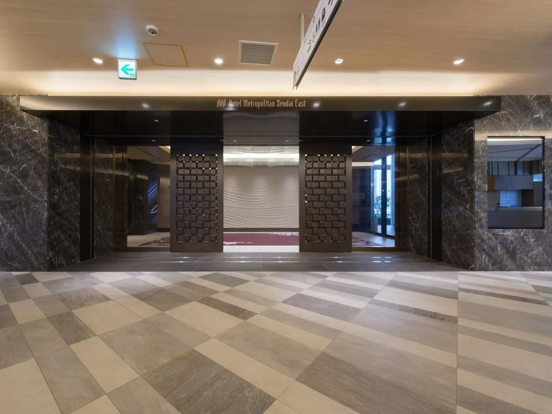 ホテルメトロポリタン仙台イースト