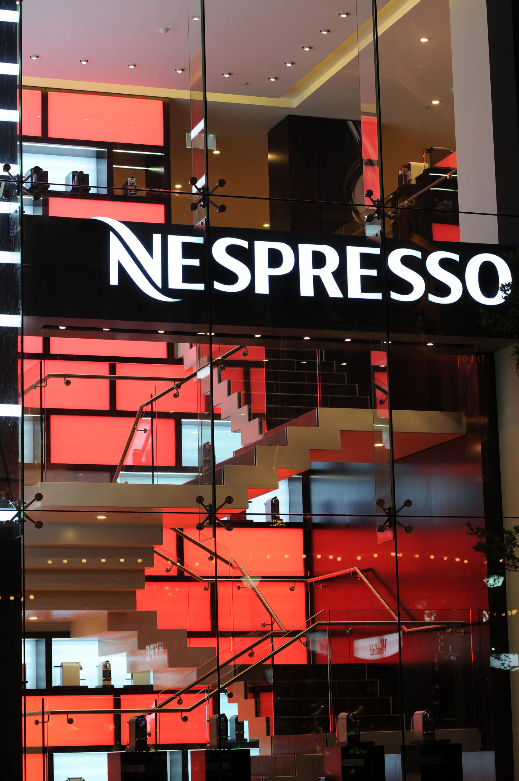 nespresso、ネスプレッソ、トップ