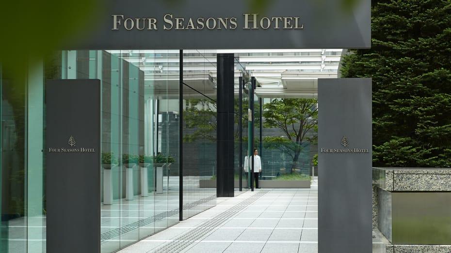 フォーシーズンズホテル丸の内東京