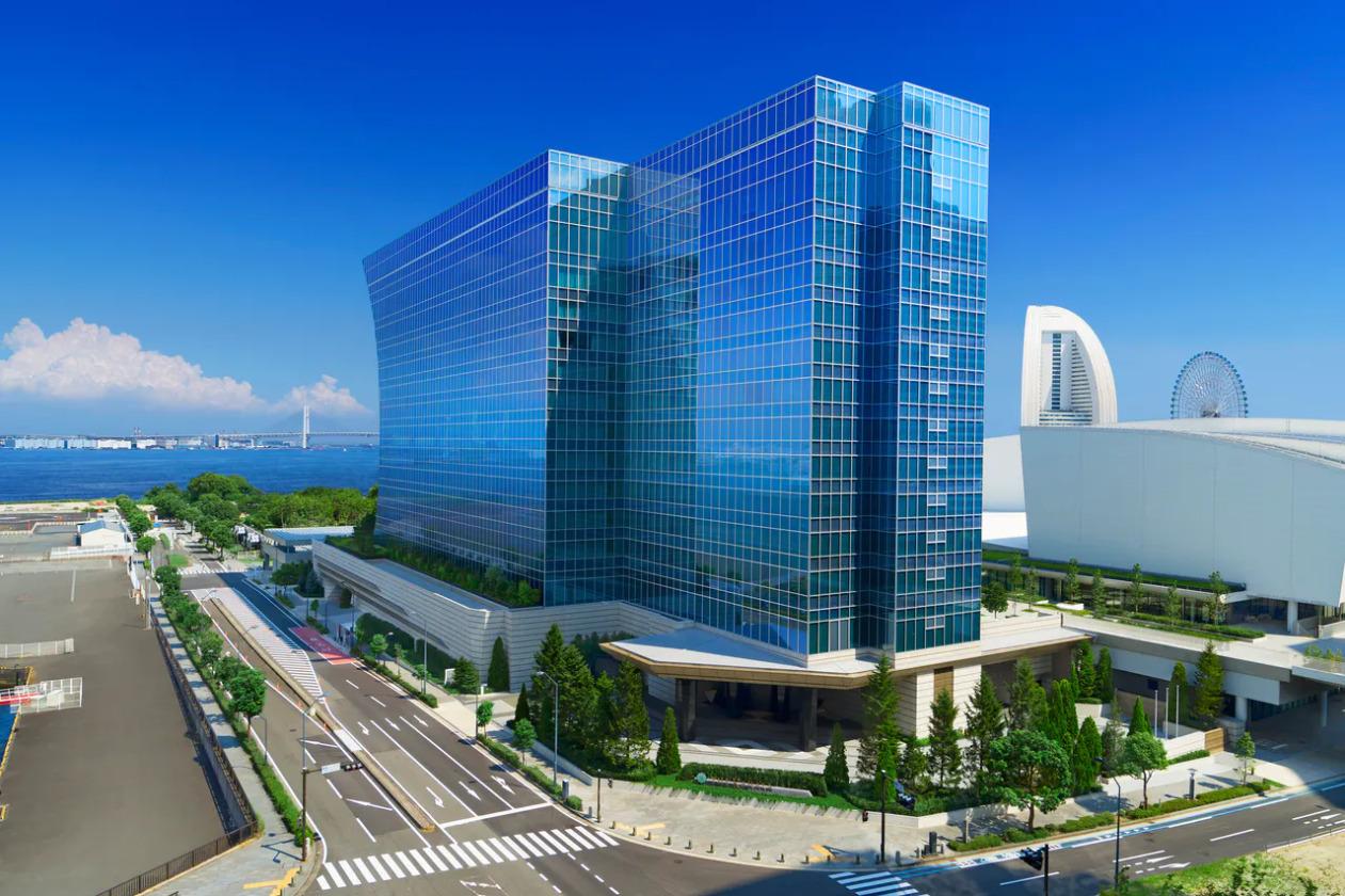 ザ・カハラ・ホテル&リゾート 横浜、トップ