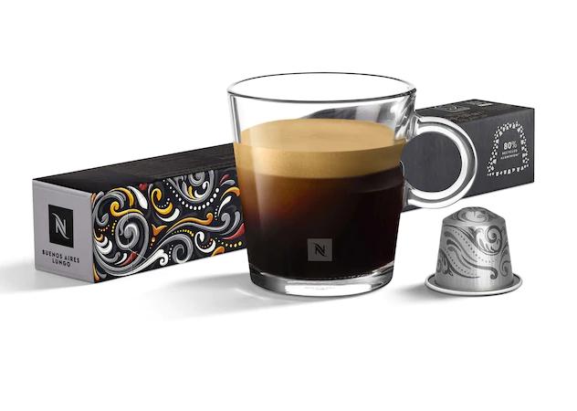 nespresso、ネスプレッソ、カプセル、ブエノスアイレス・ルンゴ