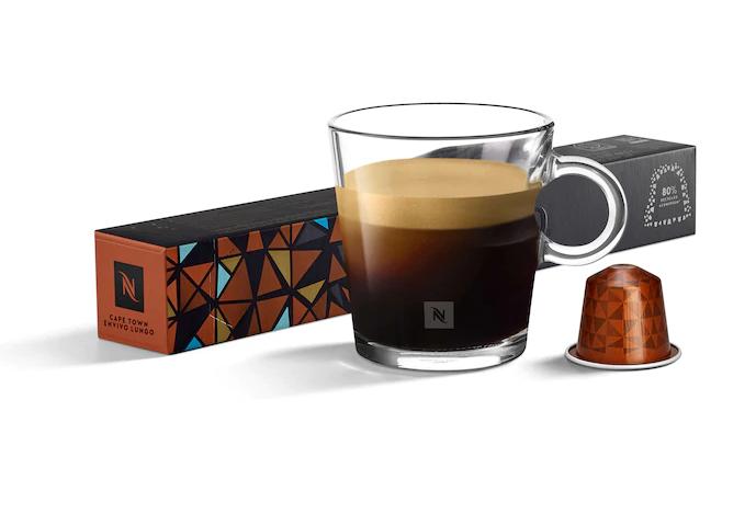 nespresso、ネスプレッソ、カプセル、エンヴィヴォ・ルンゴ