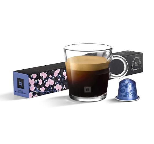 nespresso、ネスプレッソ、カプセル、トウキョウ・ヴィヴァルト・ルンゴ
